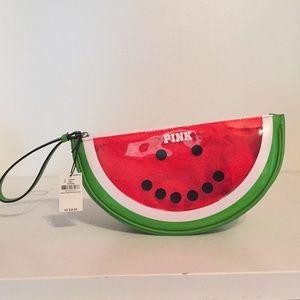 VS Pink Cosmetic Travel Bag